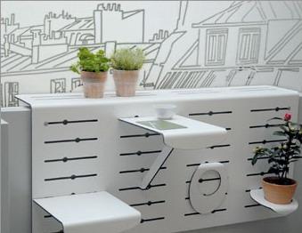 Как преобразить интерьер балкона 20