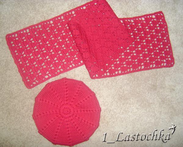 crochet scarf shaped christmas tree