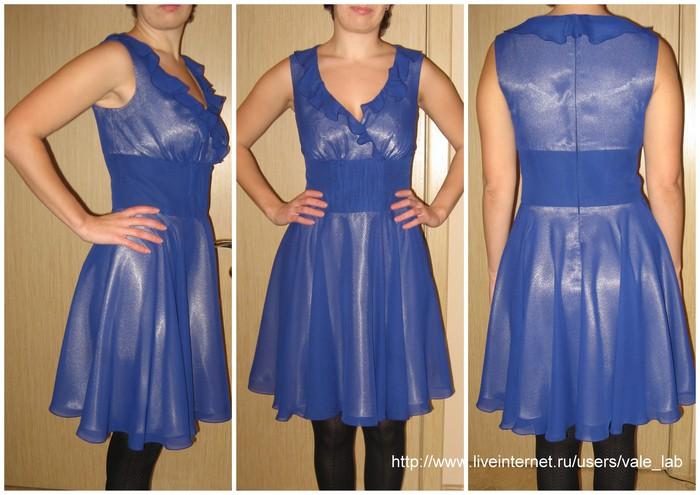 Фото платье из креп сатина фото