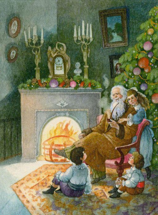 Дедушкины рассказы