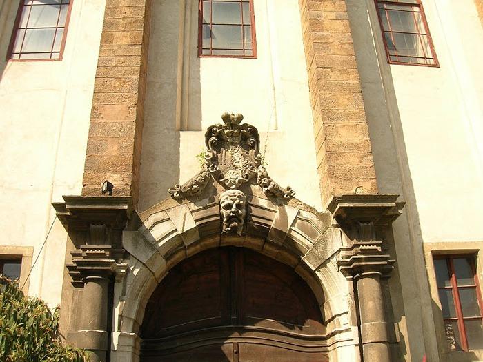 Замок Либоховице . Libochovice 13462