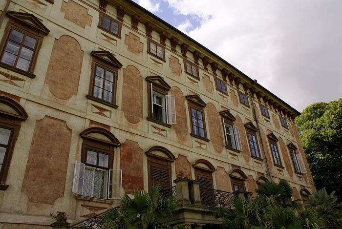 Замок Либоховице . Libochovice 72128