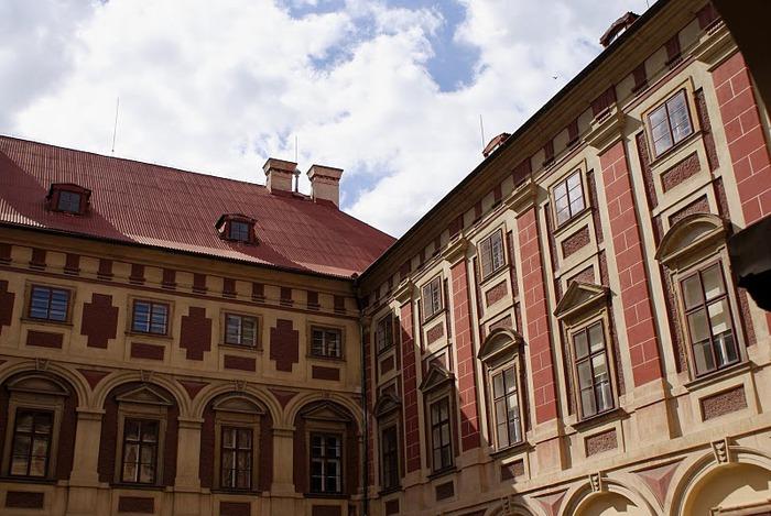 Замок Либоховице . Libochovice 85476