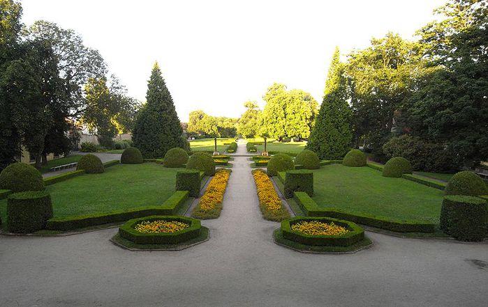 Замок Либоховице . Libochovice 31996