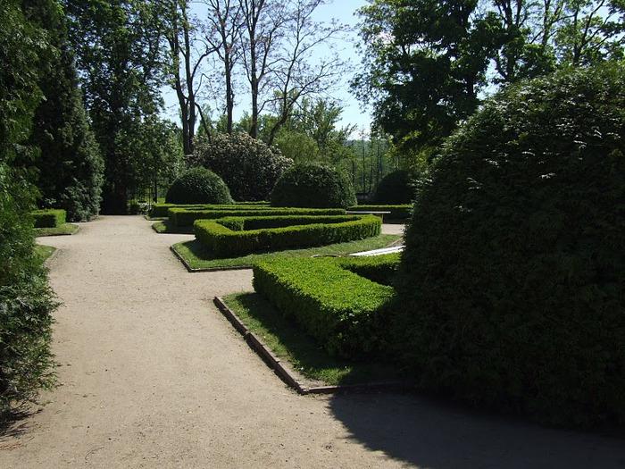 Замок Либоховице . Libochovice 34402