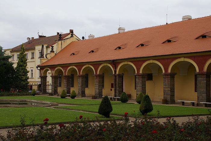 Замок Либоховице . Libochovice 61154
