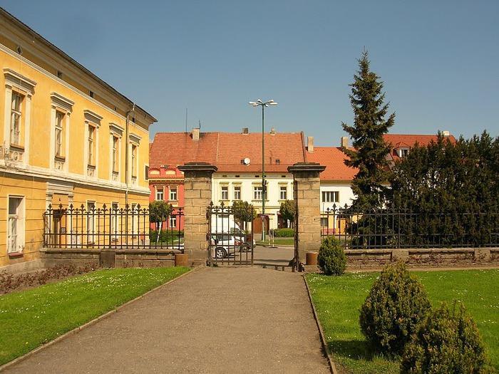 Замок Либоховице . Libochovice 33931