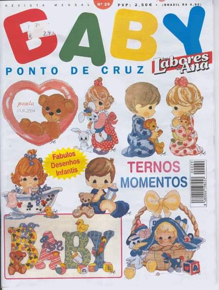 Las Labores De Ana Baby 29