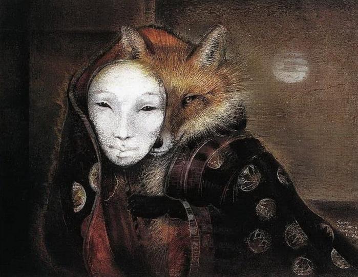 Шаманская живопись от Susan Seddon Boulet