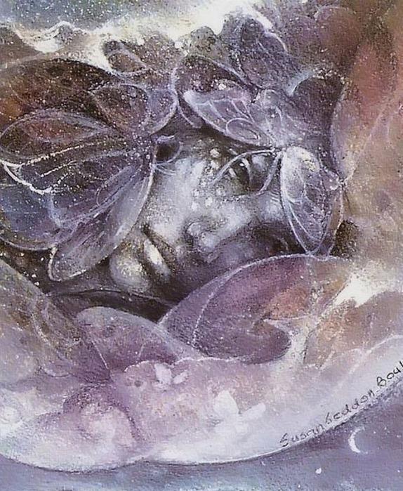 Шаманская живопись от Susan Seddon Boulet  16
