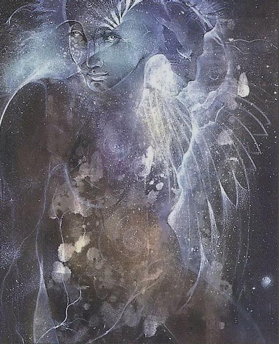 Шаманская живопись от Susan Seddon Boulet  19