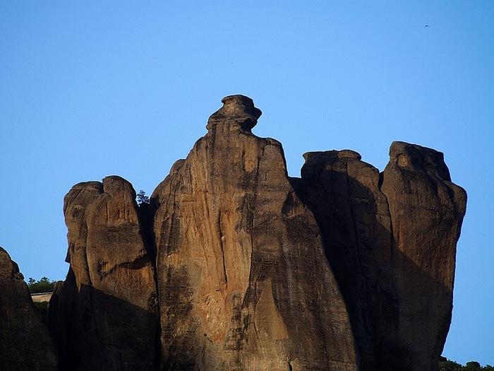 Монастыри Метеоры – парящие в воздухе 21292