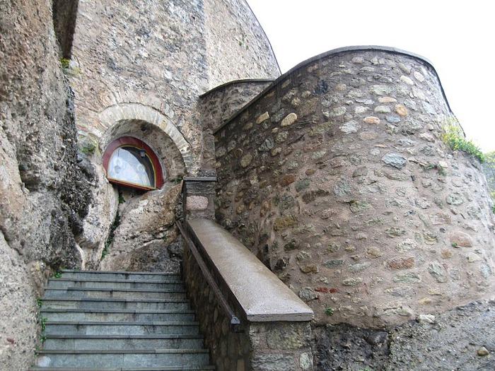 Монастыри Метеоры – парящие в воздухе 11771