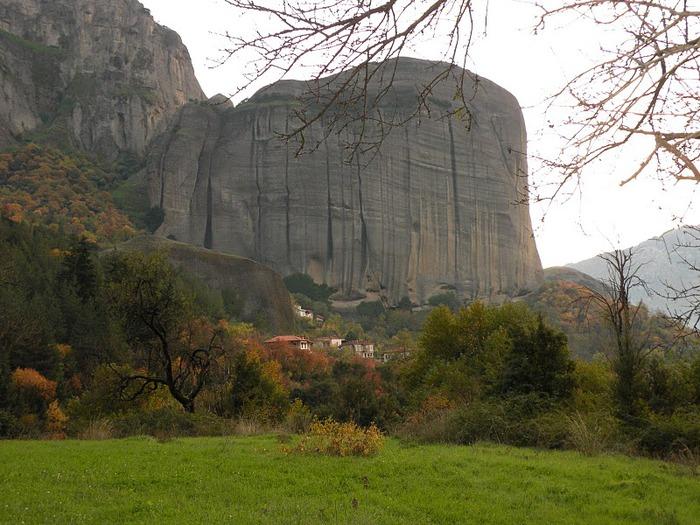 Монастыри Метеоры – парящие в воздухе 51213