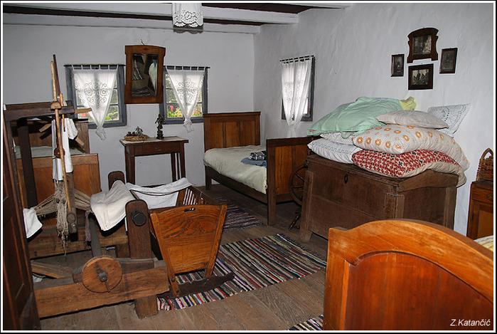 Деревянные дома в заповедном болоте - «Лоньско поле» 72961