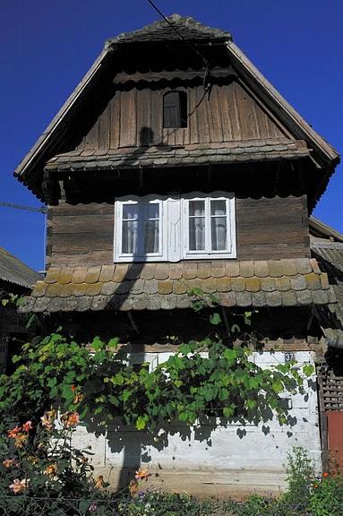 Деревянные дома в заповедном болоте - «Лоньско поле» 85285