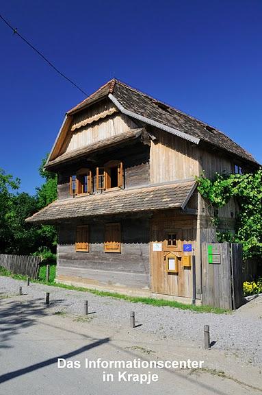 Деревянные дома в заповедном болоте - «Лоньско поле» 36485