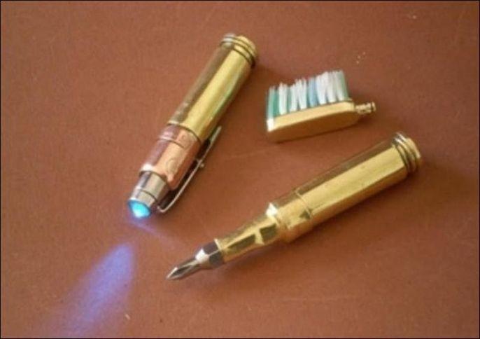 Ручка для гиков в стиле стимпанк 9