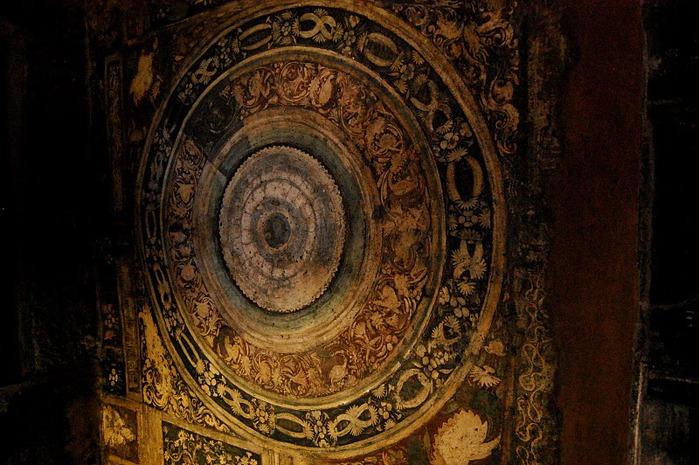 Фрески Аджанты - История на каменных сводах 74624