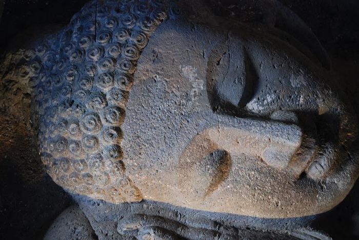 Фрески Аджанты - История на каменных сводах 90491