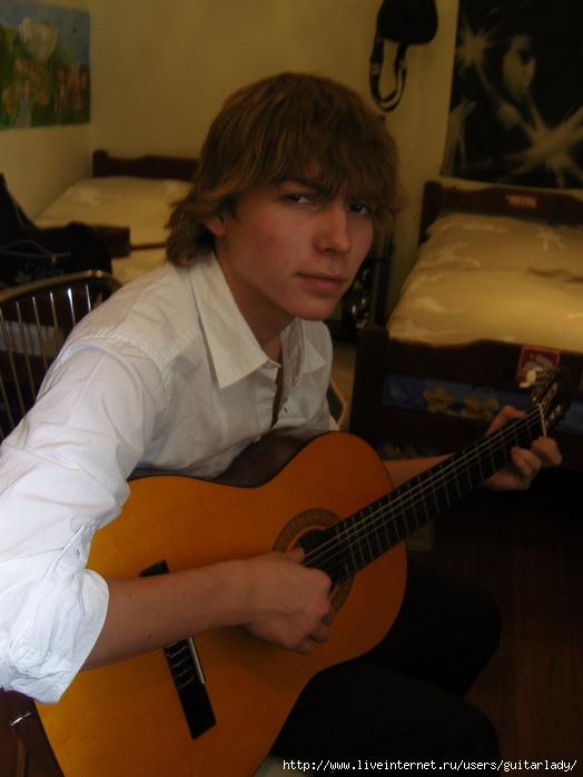 Илья Селивёрствов ( весьма целеустремлённый юноша)