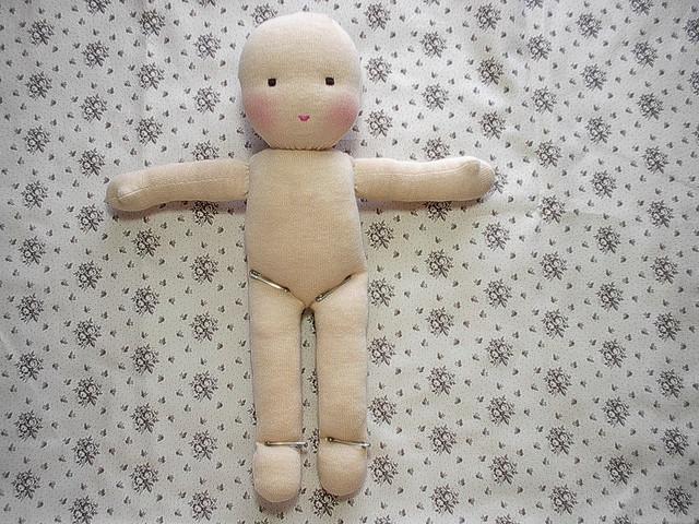вальфдорская кукла
