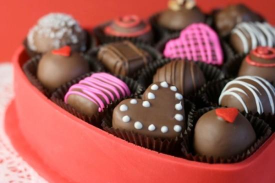 картинки шоколадных конфет