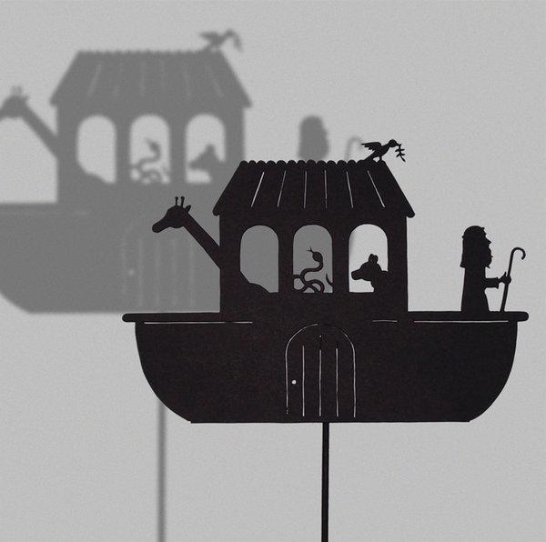 Путешествие в сказку: волшебная игра света и тени 39148