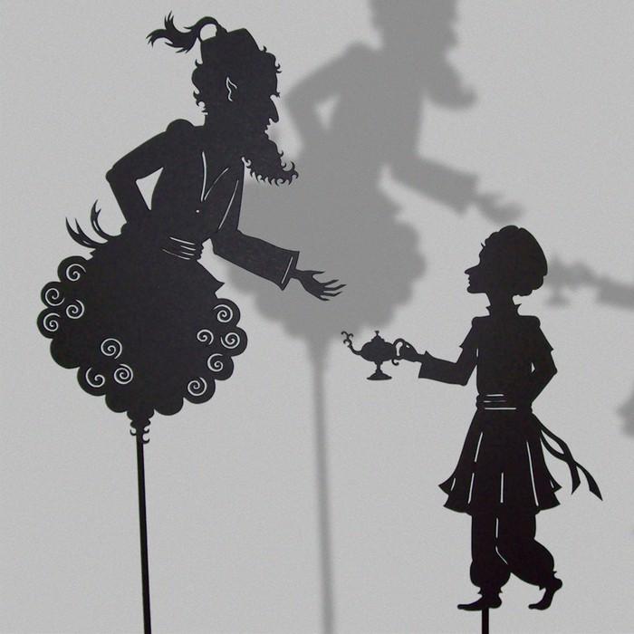 Путешествие в сказку: волшебная игра света и тени 84867