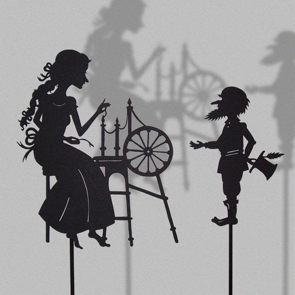 Путешествие в сказку: волшебная игра света и тени 18225