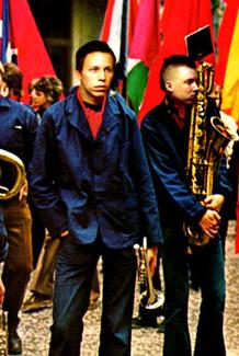 Шведский электронный джаз-дуэт Koop