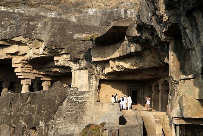 Пещеры Эллора 83875