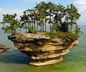 Интересная планета - острова