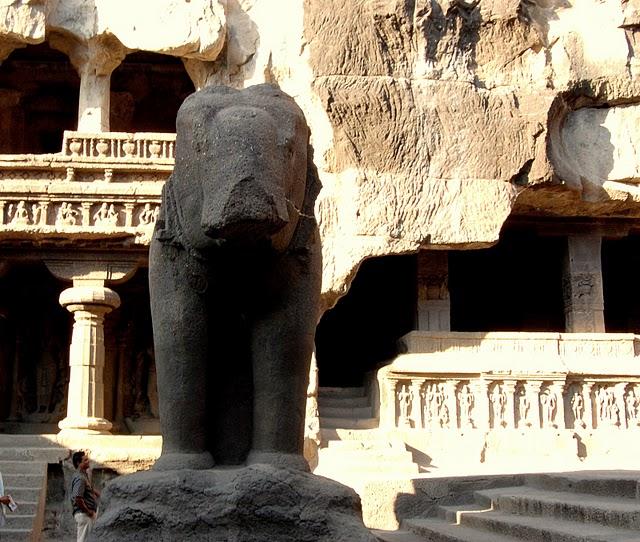 Пещеры Эллора 98906