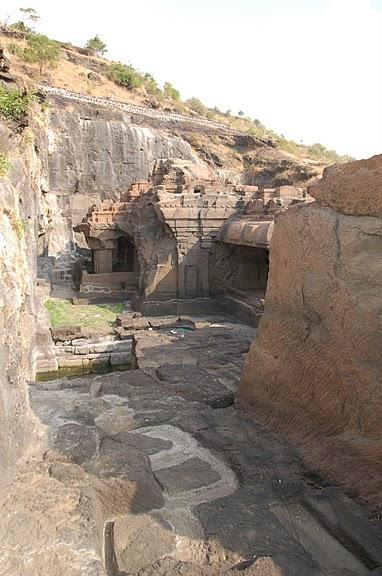 Пещеры Эллора 86696