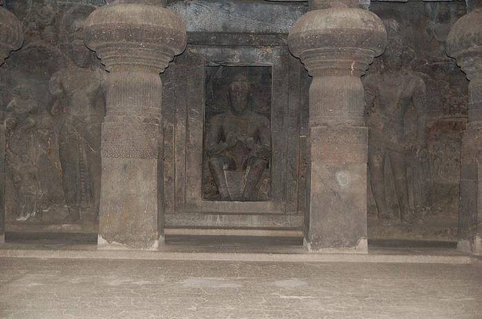 Пещеры Эллора 13866