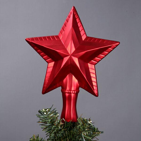 советская новогодняя звезда