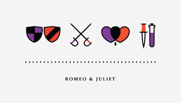 ромео и джульета в картинках