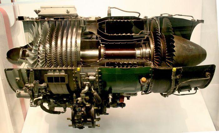 схему действия двигателя