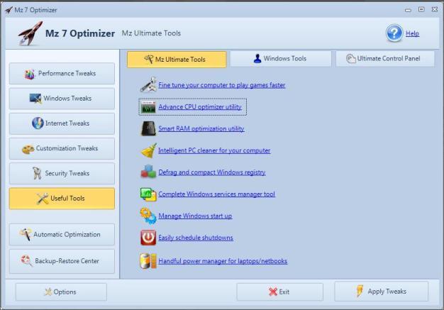 твикер для windows 7 - фото 3