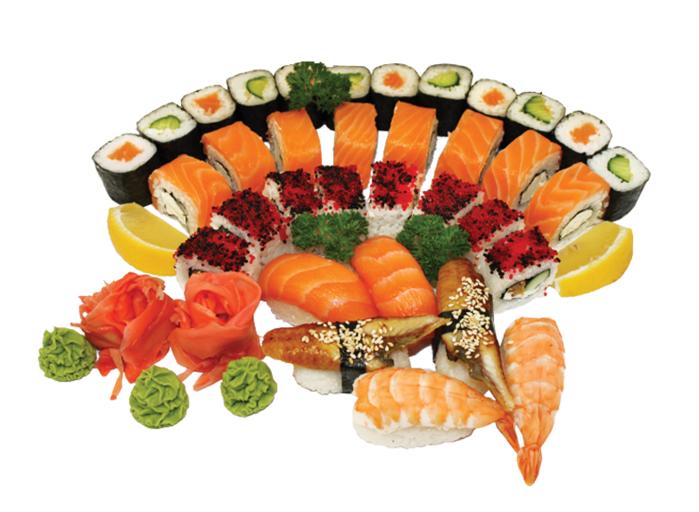Домашние суши | Рецепт суши - мастер класс видео