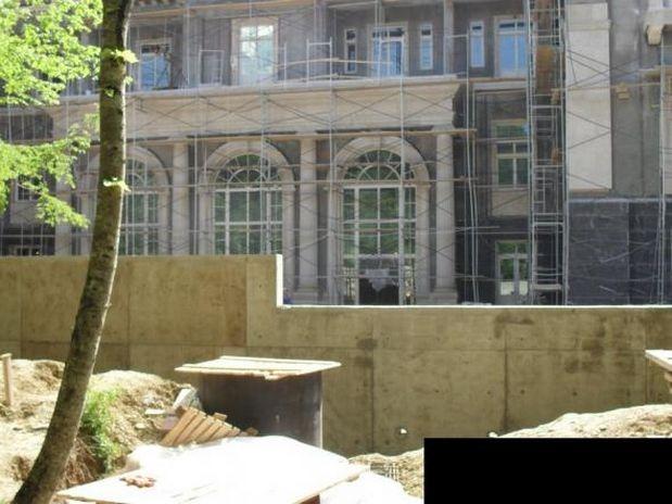 Новая летняя  резиденция Путина рядом с Сочи 7