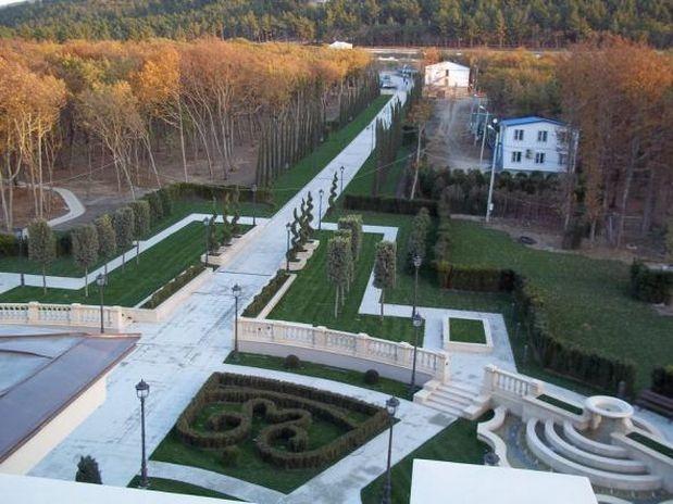Новая летняя  резиденция Путина рядом с Сочи 20
