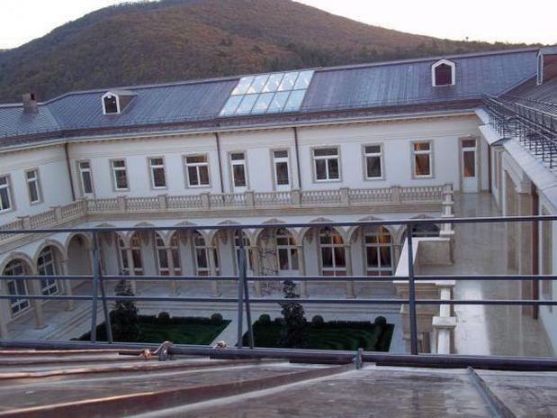 Новая летняя  резиденция Путина рядом с Сочи 40