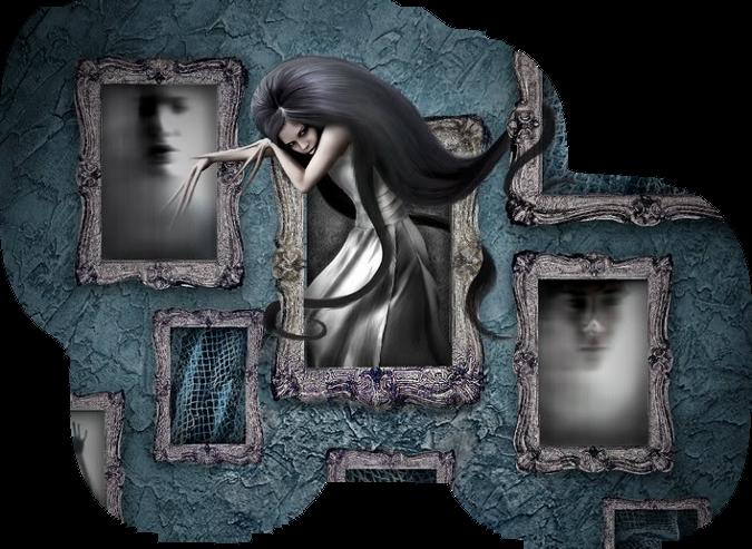 Таинственные зеркала мира фэнтези