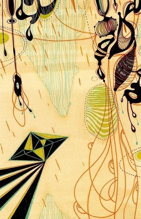Красивые цветочные узоры от Yellena 6