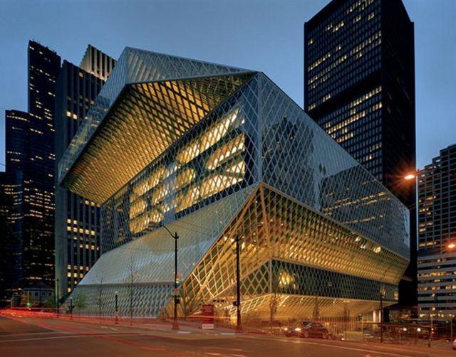 Необычные архитектурные сооружения 6