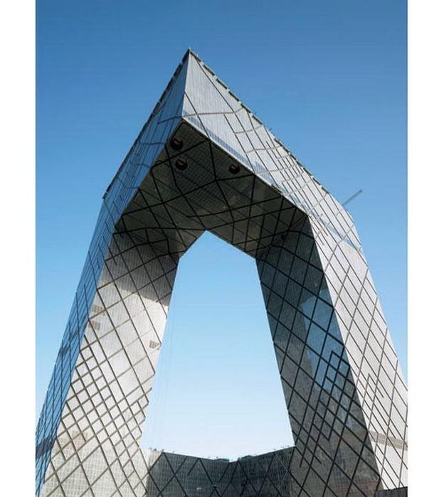 Необычные архитектурные сооружения 15