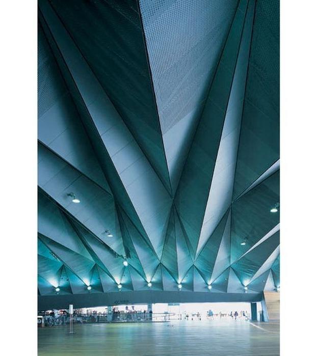 Необычные архитектурные сооружения 22