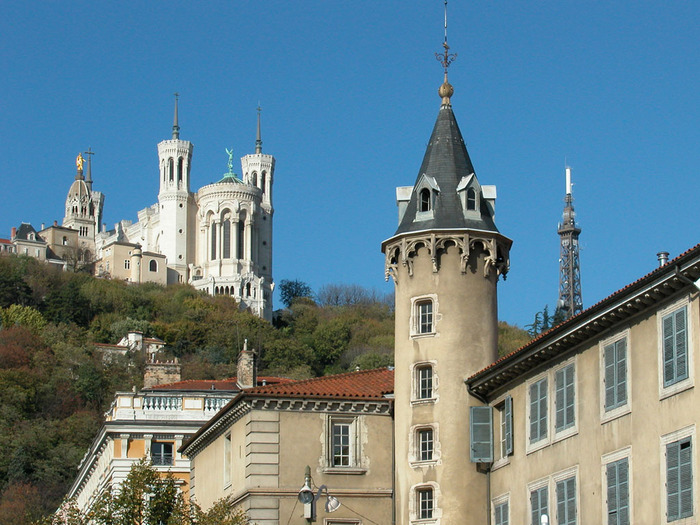Базилика Нотр-Дам де Фурвьер , Лион 32509